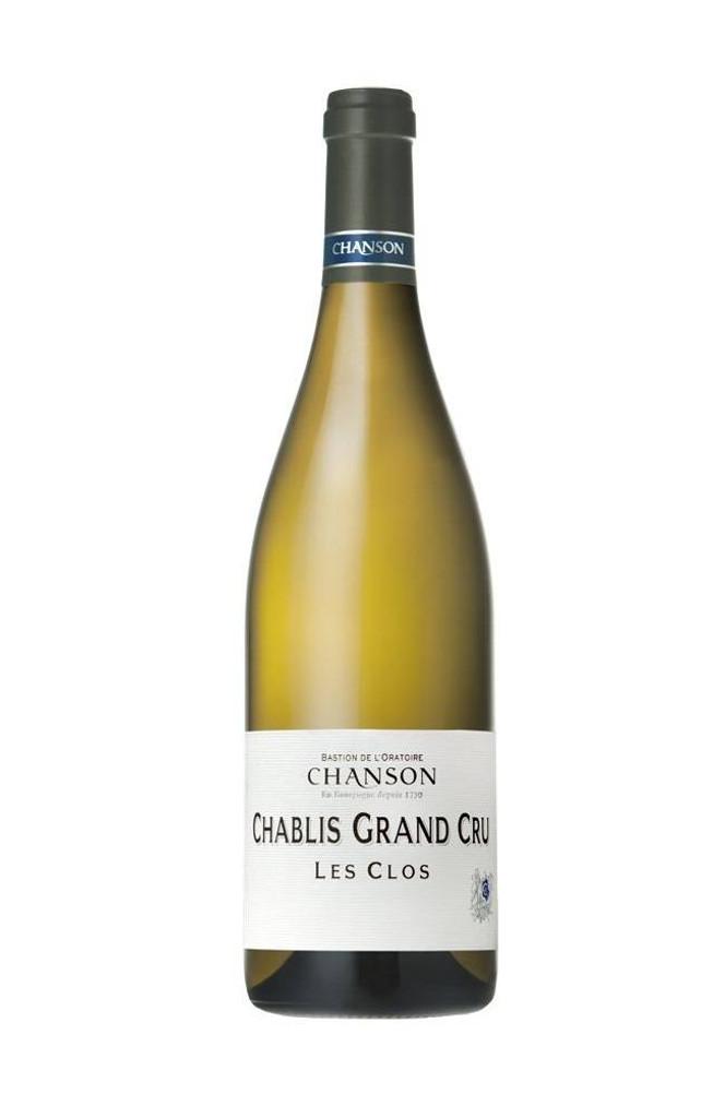 Chablis Grand Cru Les Clos Chanson 2014