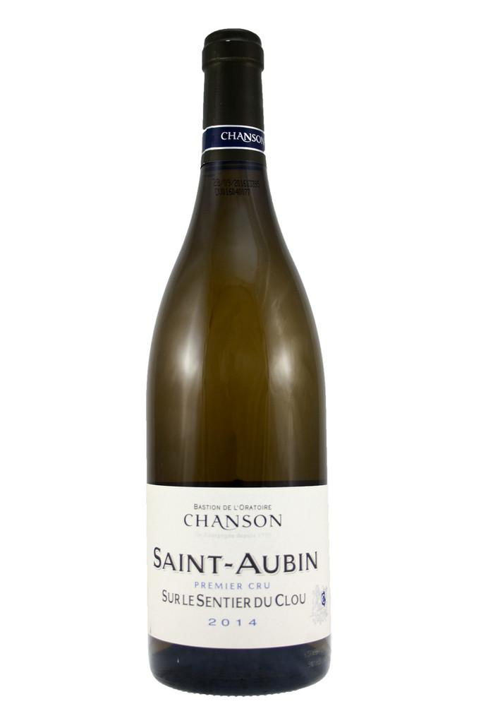 Saint Aubin Sur Le Sentier du Clou 1er Cru Chanson 2014