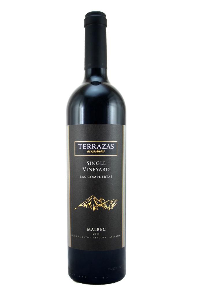 Terrazas Single Vineyard Malbec 2011