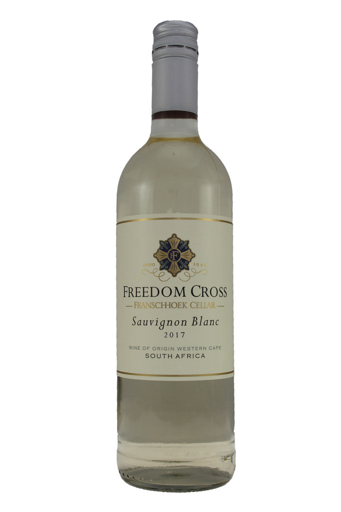 Freedom Cross Sauvignon Blanc 2017