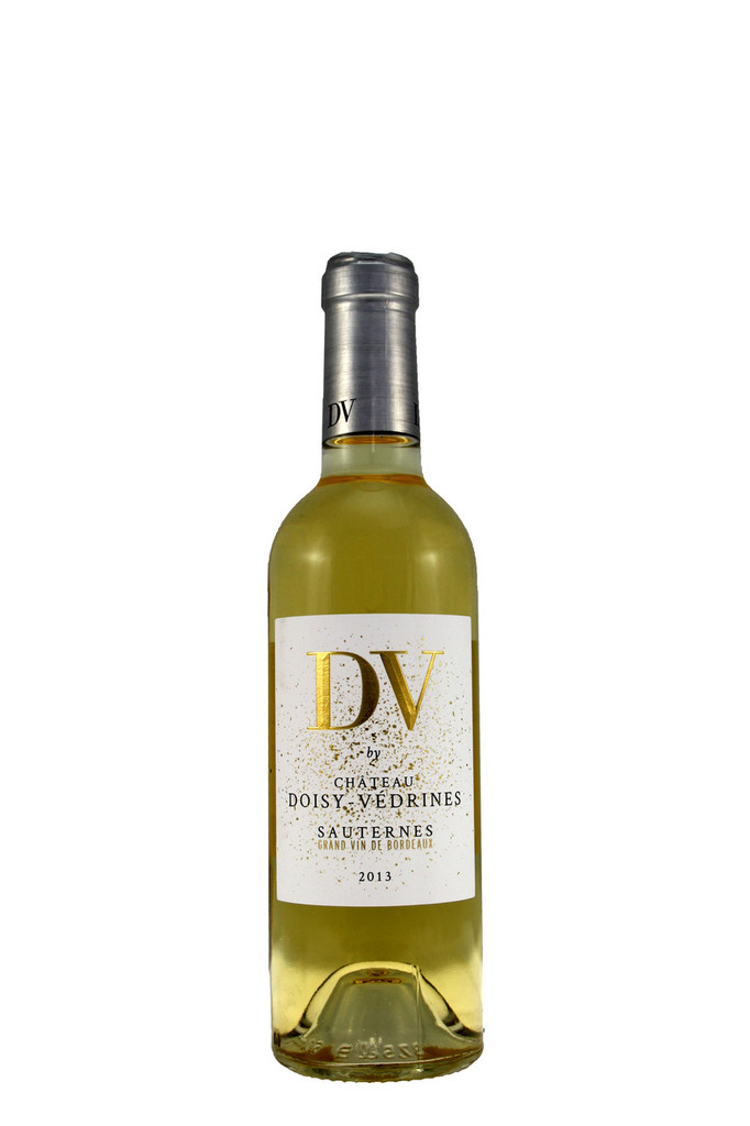 DV By Chateau Doisy Vedrines Barsac Half Bottle 2013