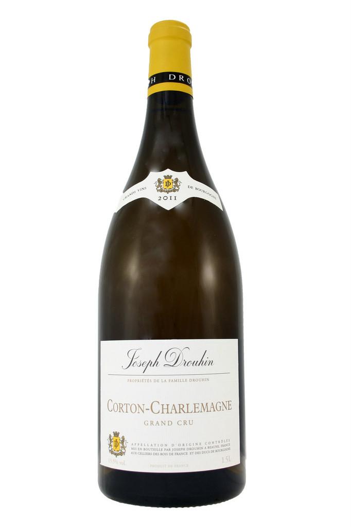 Corton Charlemagne Grand Cru Joseph Drouhin Magnum 2011