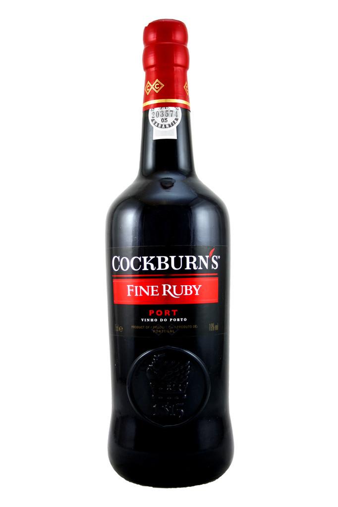 Cockburns Fine Old Ruby Port, Portugal