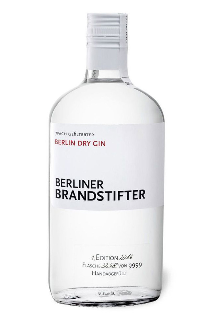 Berliner Brandstifter Berlin Gin