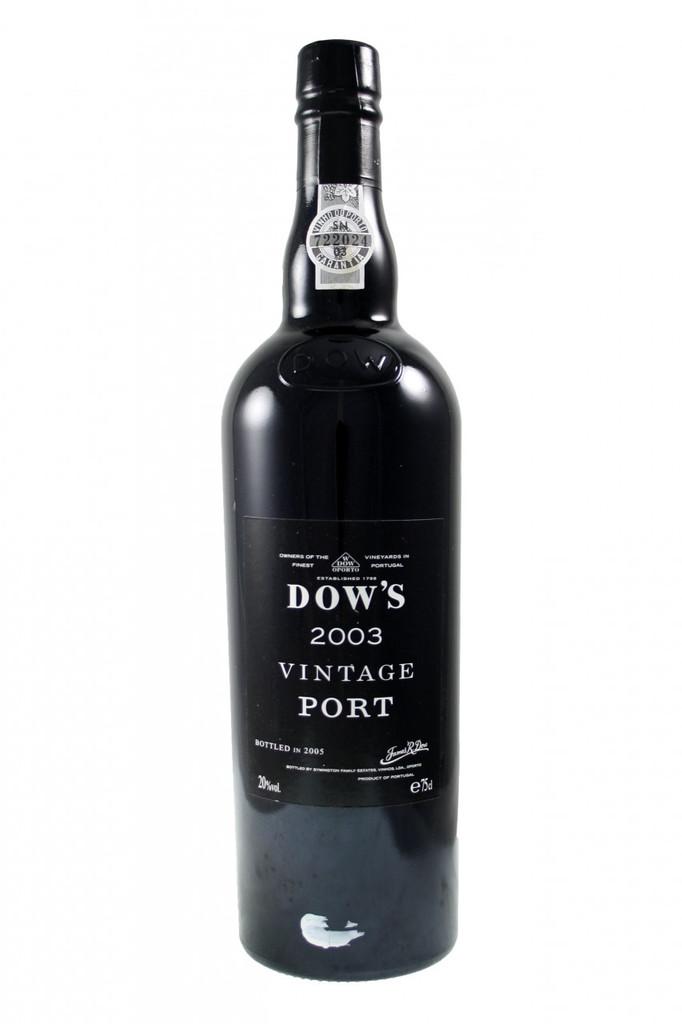 Dows 2003 Vintage Port