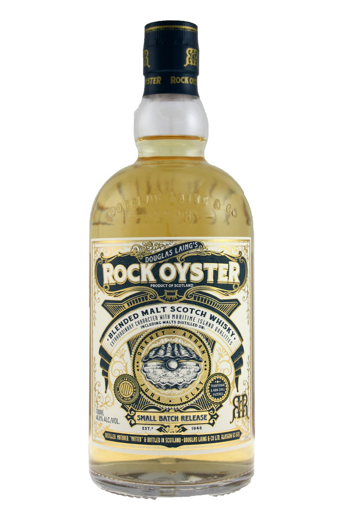 Rock Oyster Island Blended Malt