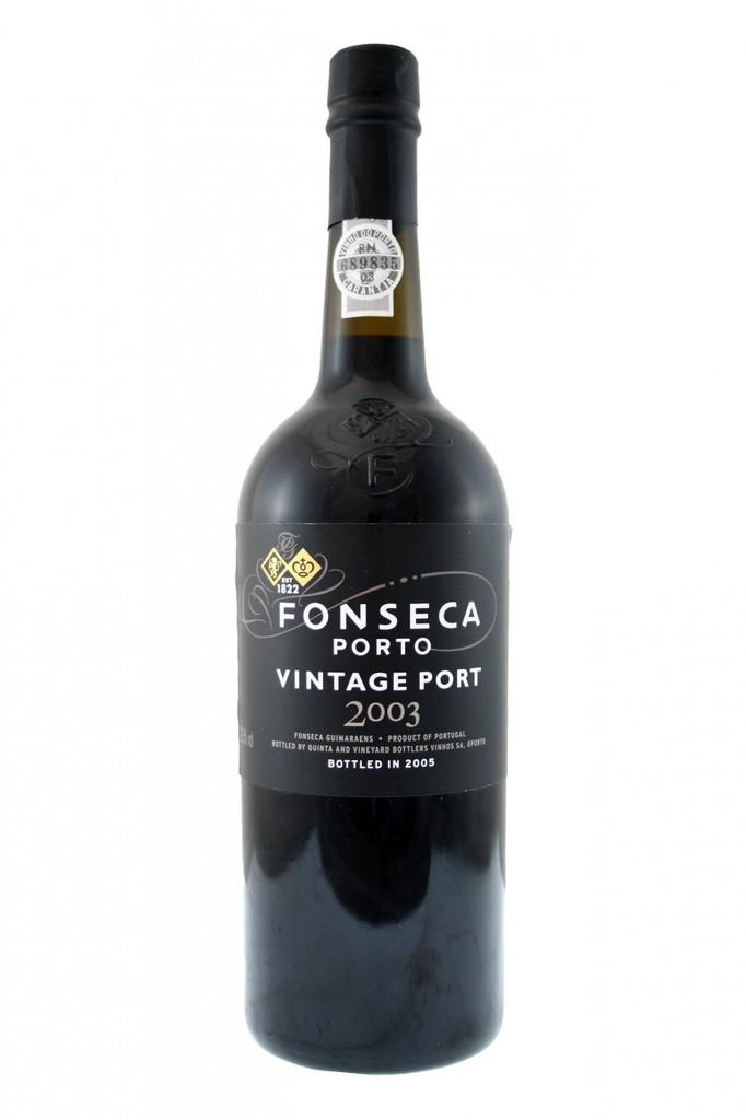 Fonseca 2003 Vintage Port