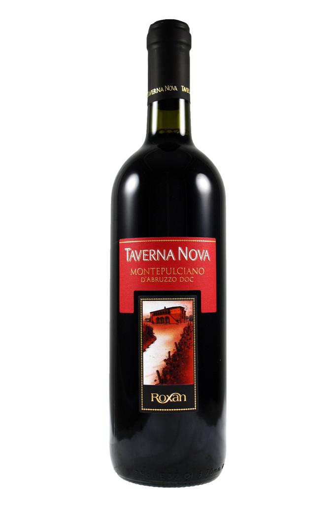 Montepulciano D' Abruzzo Taverna Nova 2016