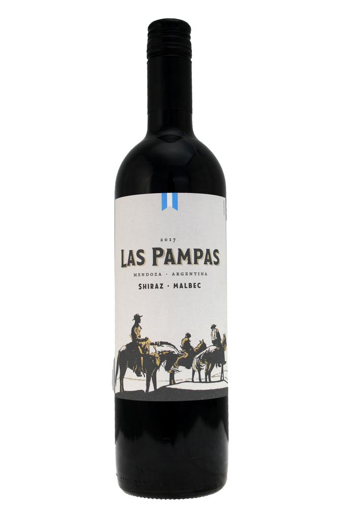 Las Pampas Shiraz Malbec 2017