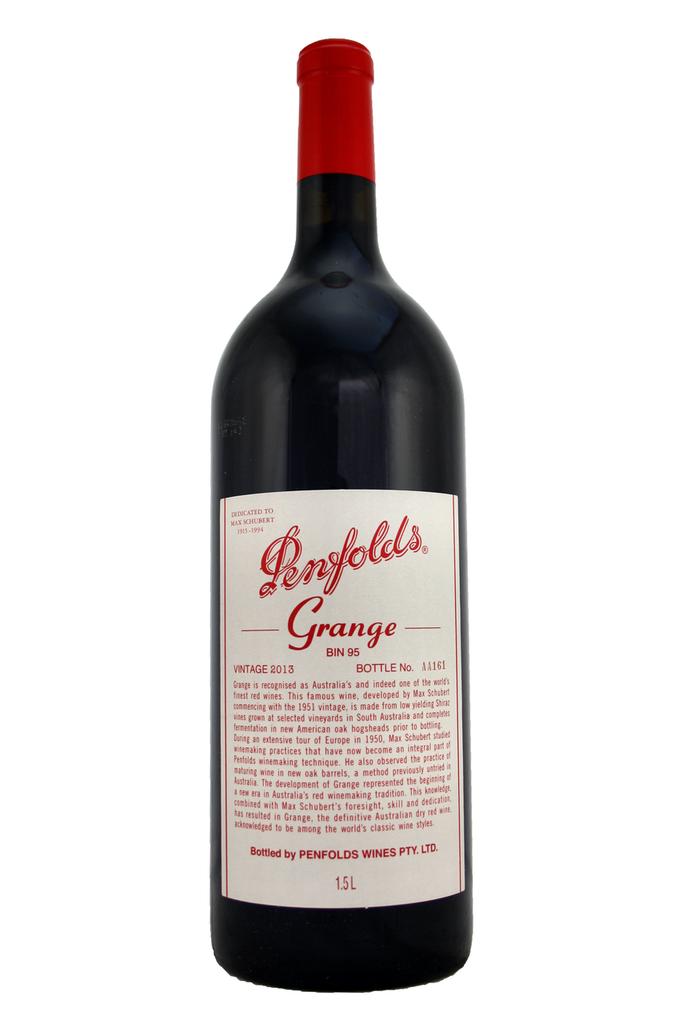 Penfolds Grange Gift Box 2013 Magnum