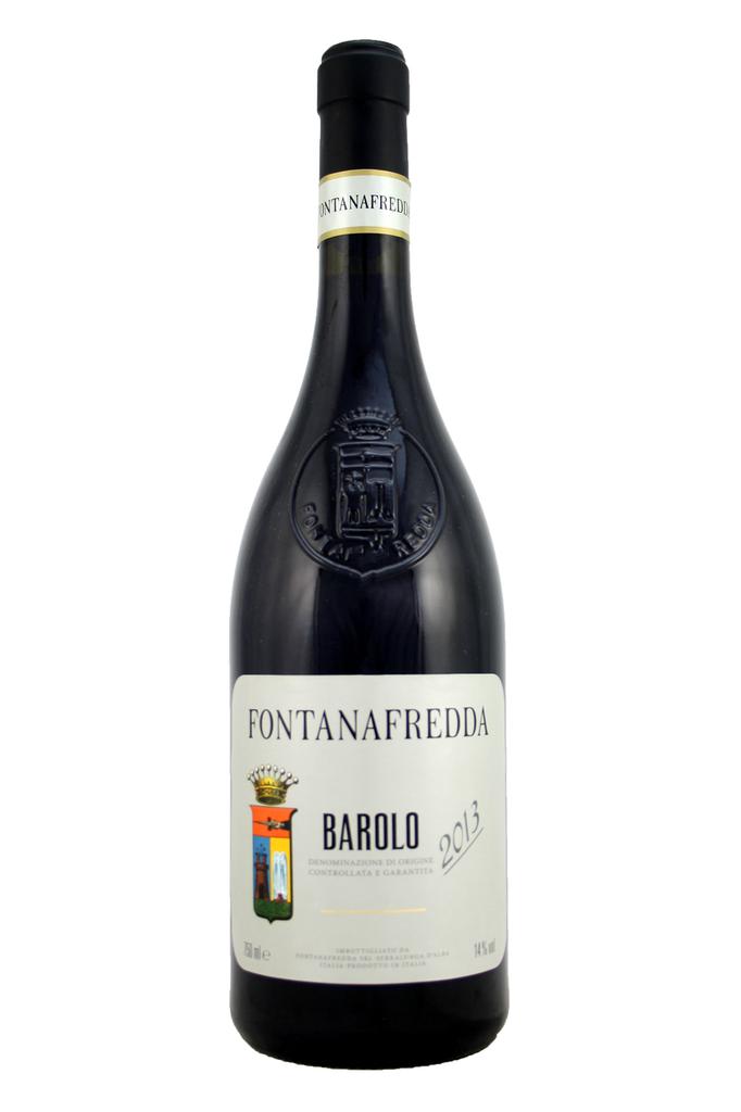 Barolo Fontanafredda 2013