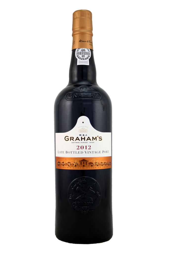 Grahams Late Bottled Vintage Port 2012