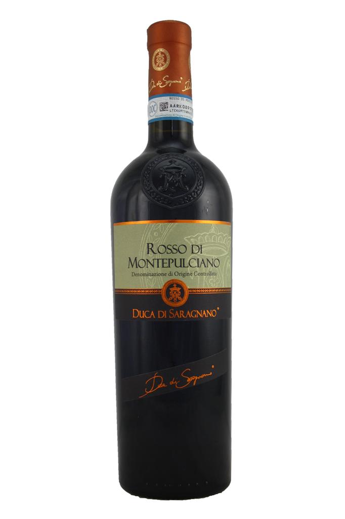 Rosso di Montepulciano DOC Duca di Saragnano, Tuscany, Italy, 2016