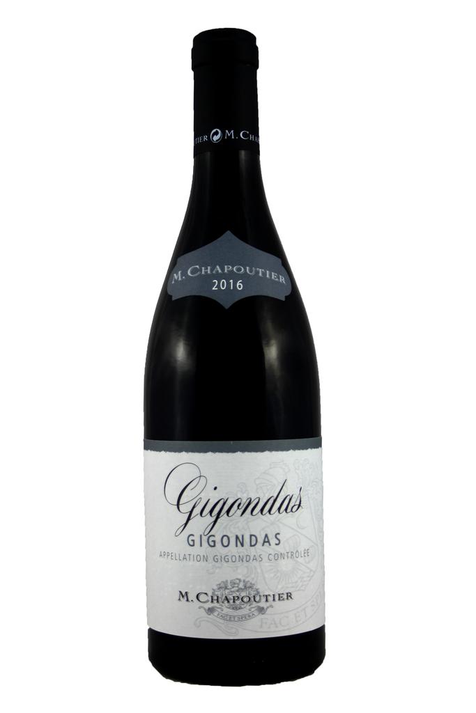 Gigondas M Chapoutier 2016