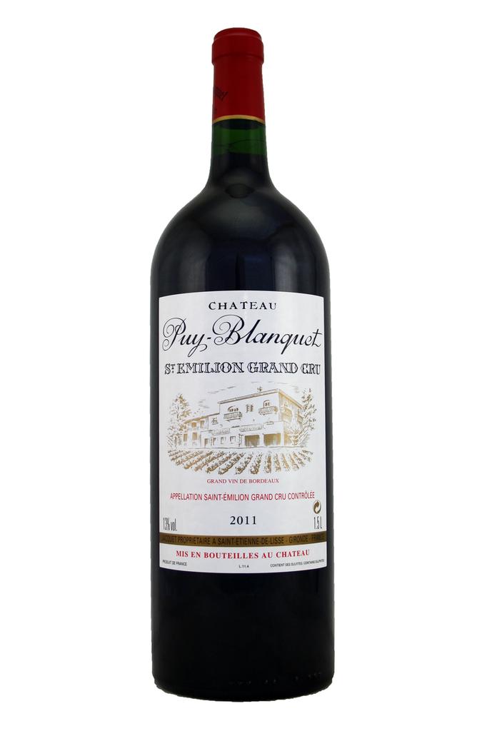 Chateau Puy Blanquet Magnum 2011