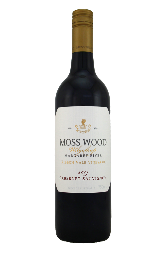 Moss Wood Ribbon Vale Vineyard Cabernet Sauvignon 2013