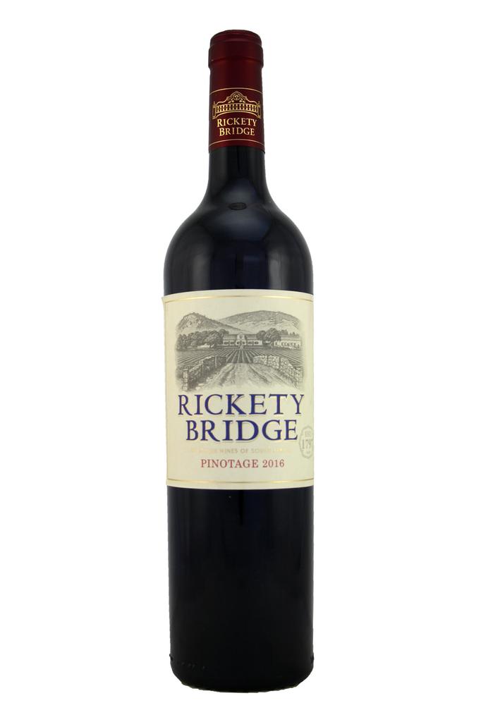 Rickety Bridge Pinotage 2016