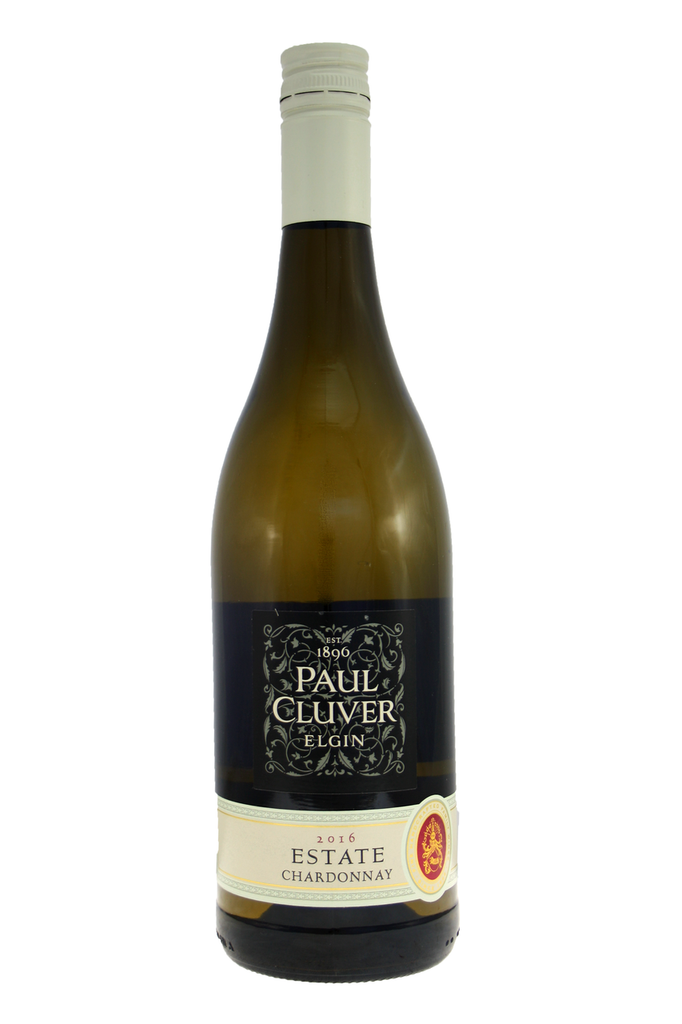 Paul Cluver, Estate Chardonnay, Elgin, South Africa, 2016