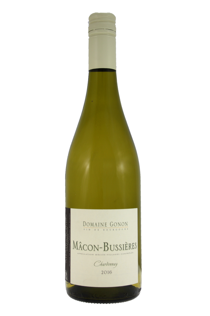 Macon Bussieres Chardonnay Domaine Gonon 2016