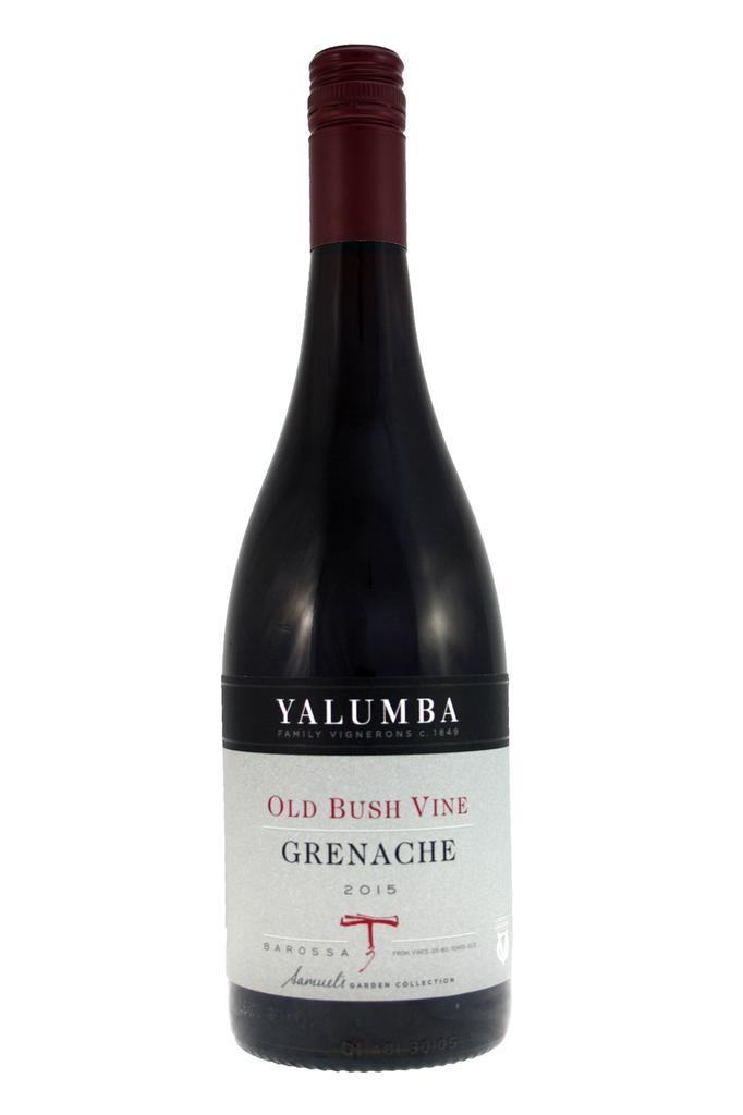 Yalumba Bush Vine Grenache 2015