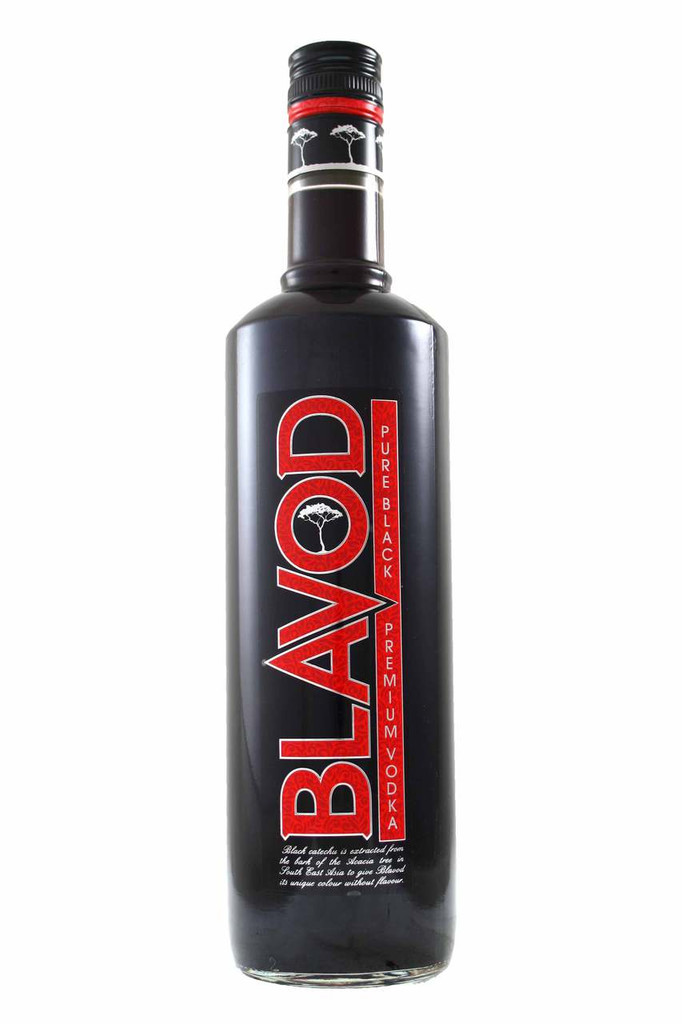 Blavod Pure Black Vodka