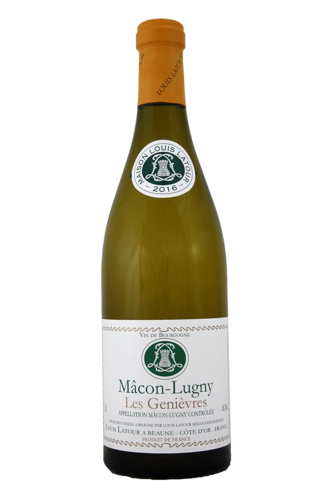 Macon Lugny Les Genievres Louis Latour 2016