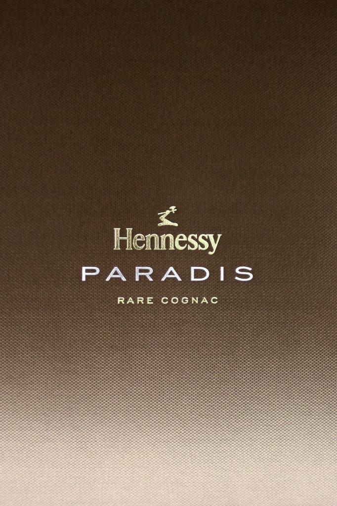 Hennessy Paradis Extra Rare Cognac Box