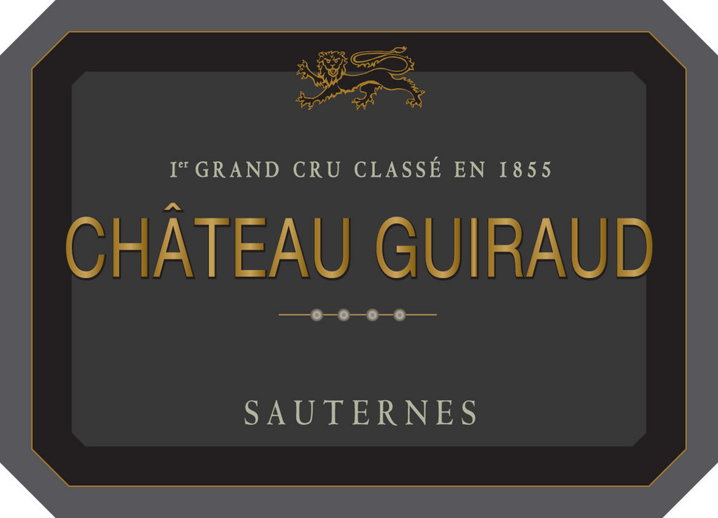 Chateau Guiraud Sauternes 2002