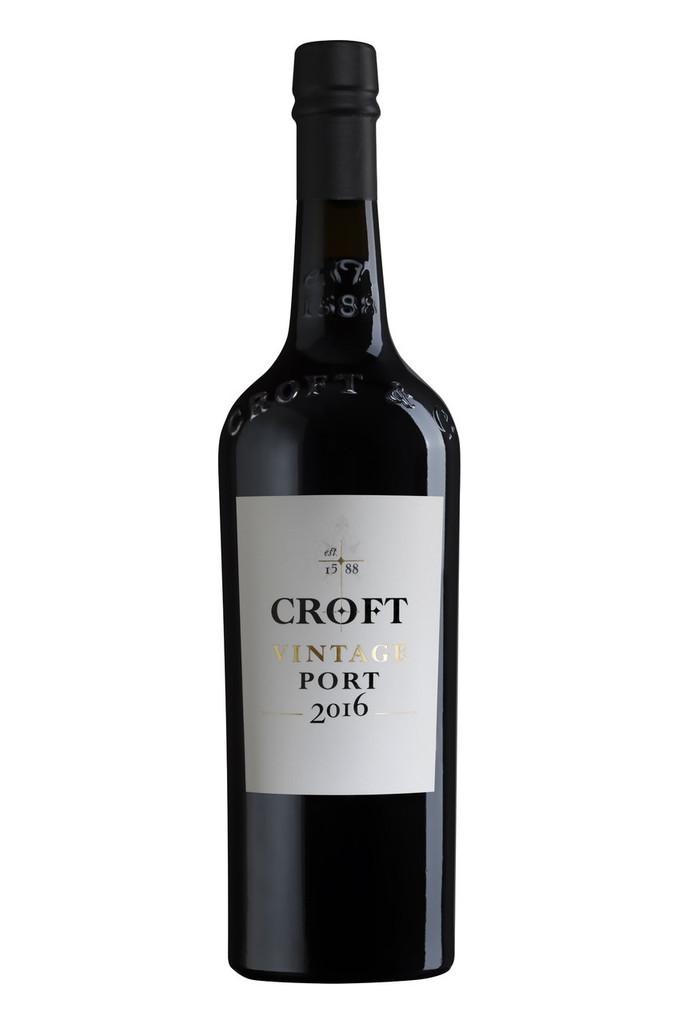 Croft Vintage Port 2016 6 x 75cl