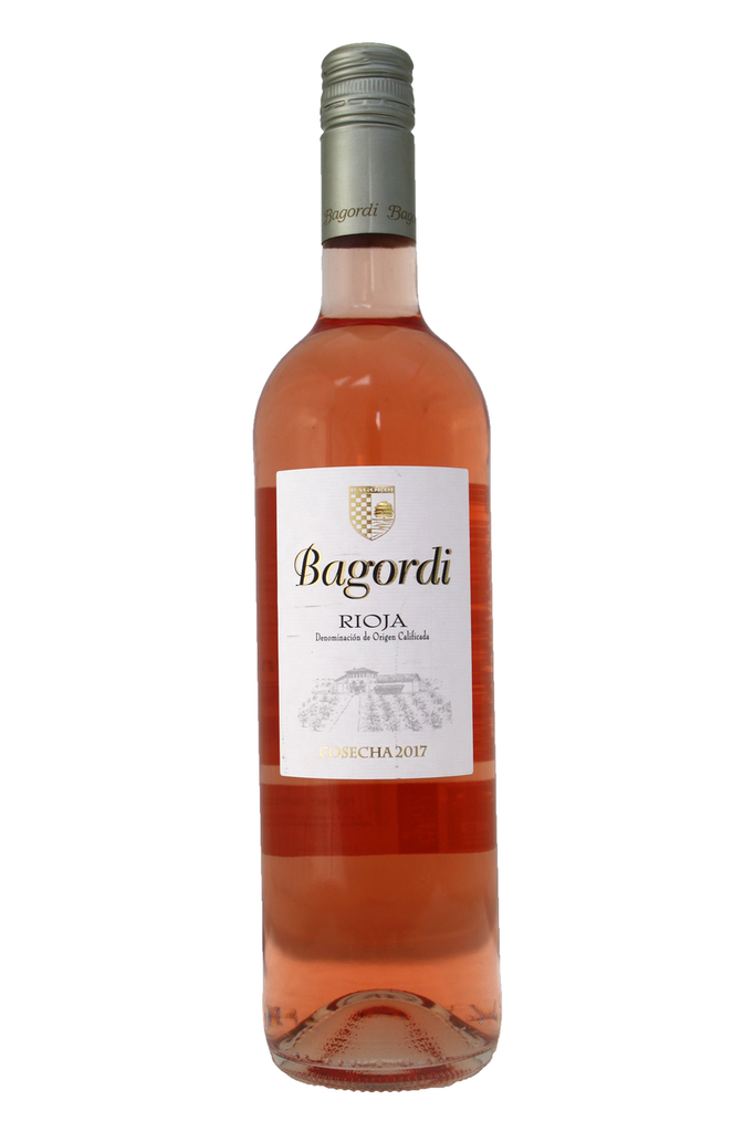 Bagordi Rioja Rosado Cosecha 2017