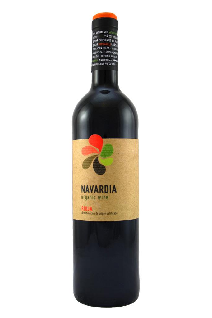 Navardia Organic Rioja Joven 2017