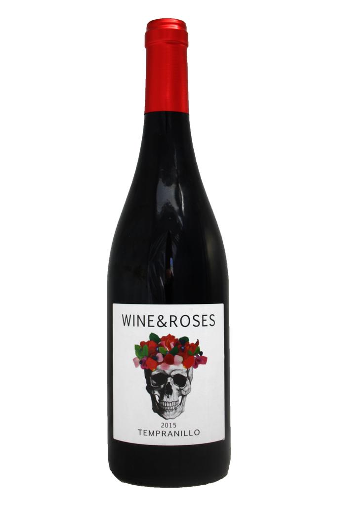 Wine & Roses Tempranillo 2015