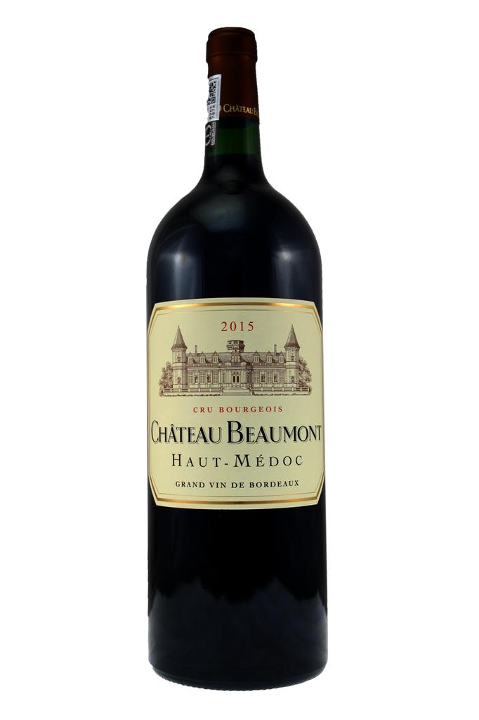 Chateau Beaumont Magnum, Haut Medoc, Bordeaux, France 2015
