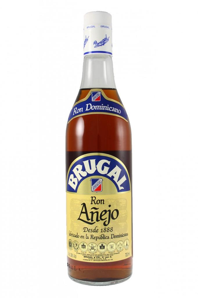 Brugal Ron Anejo Dominican Rum