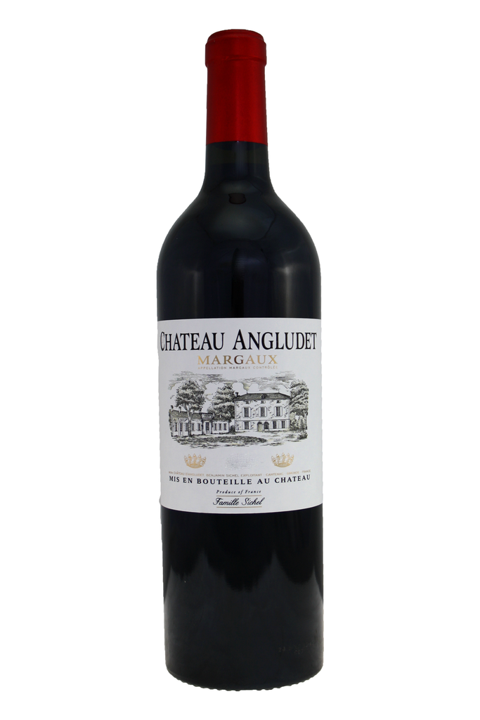 Chateau Angludet, Margaux, Bordeaux, France, 2016