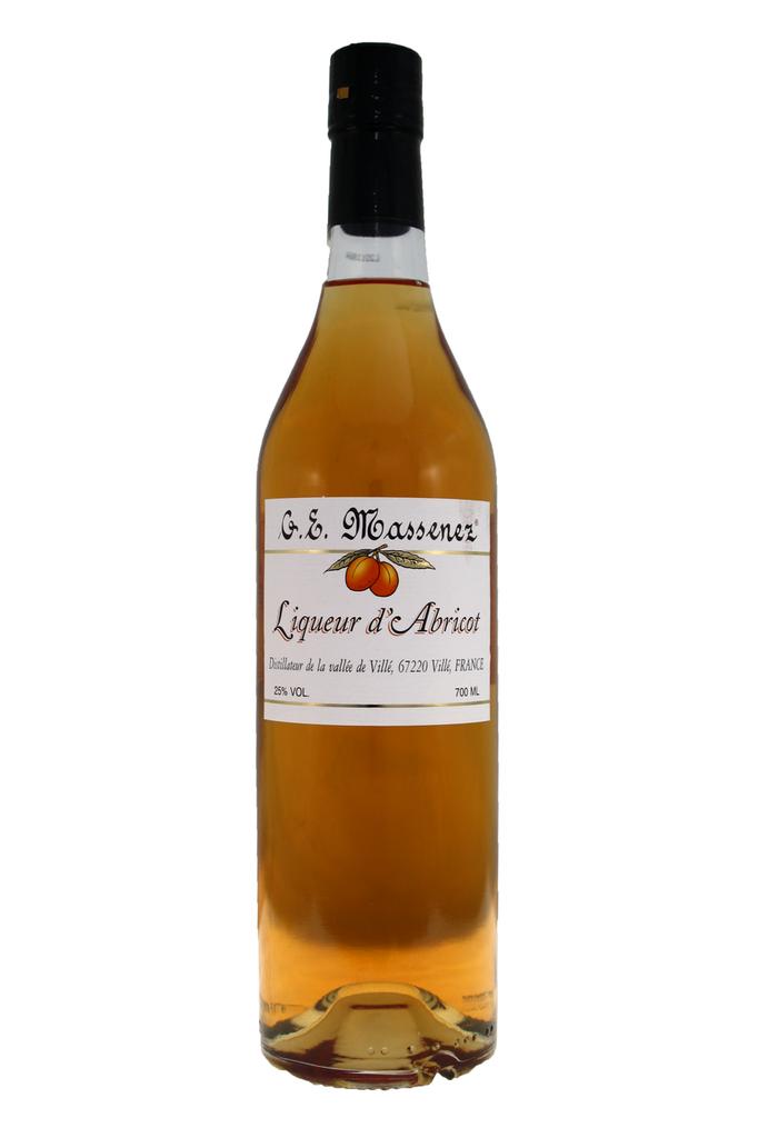 Liqueur d`Abricot Massenez
