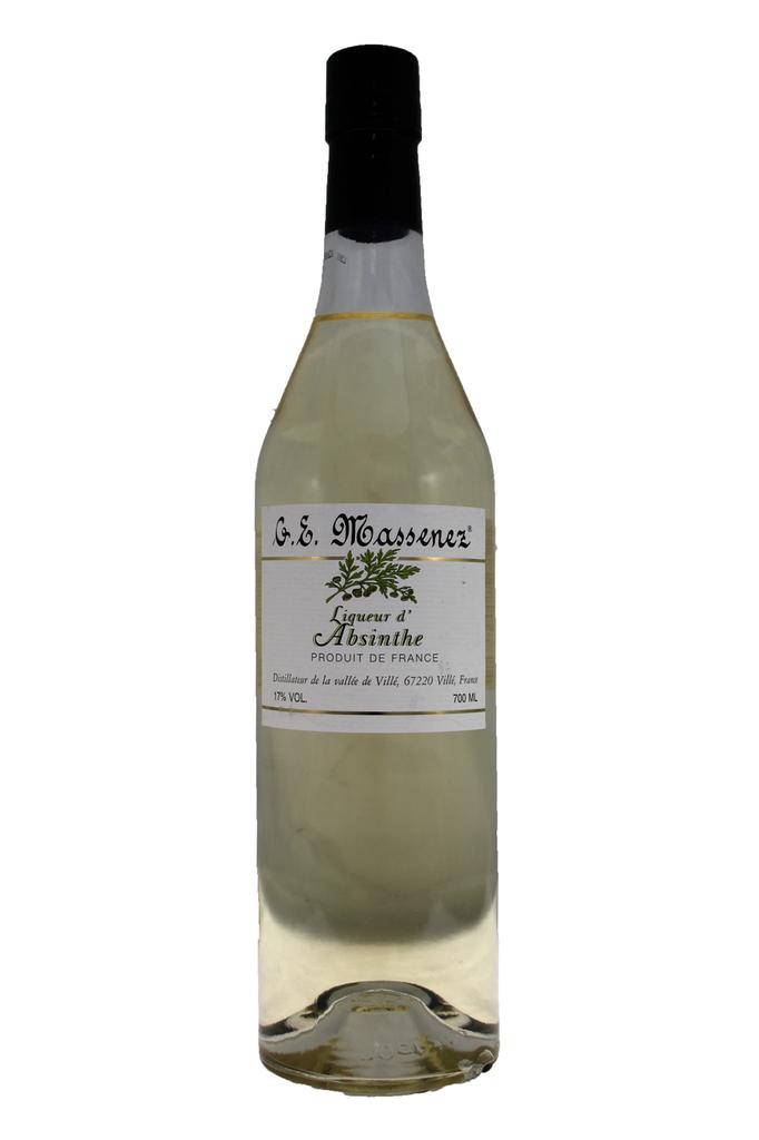 Liqueur d`Absinthe Massenez