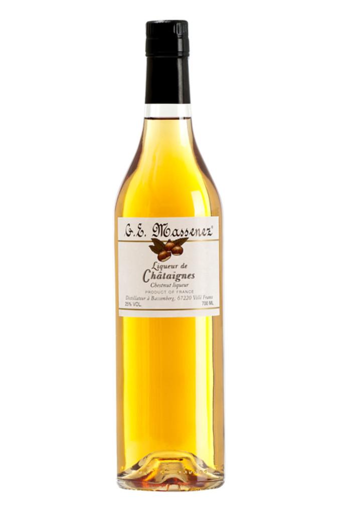 Liqueur de Chataigne  Massenez