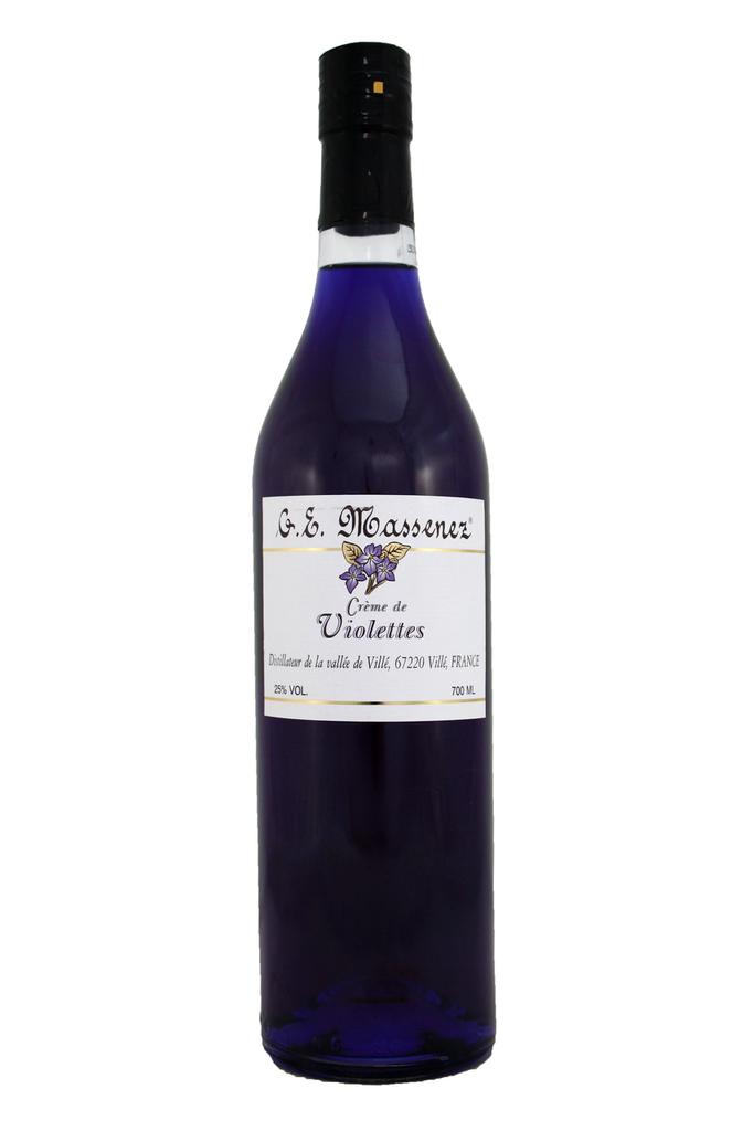 Creme de Violettes Massenez