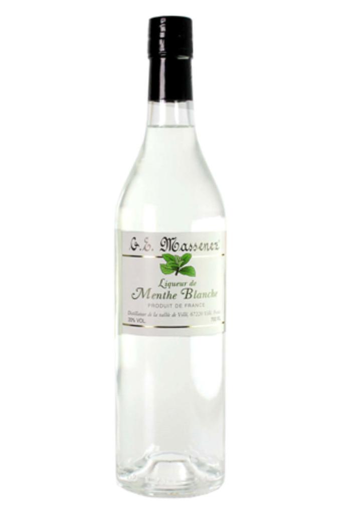 Liqueur de Menthe Blanche Massenez