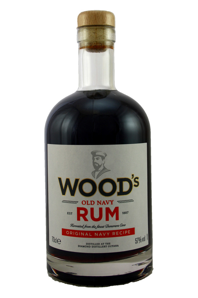 Wood's 100 Old Navy Rum