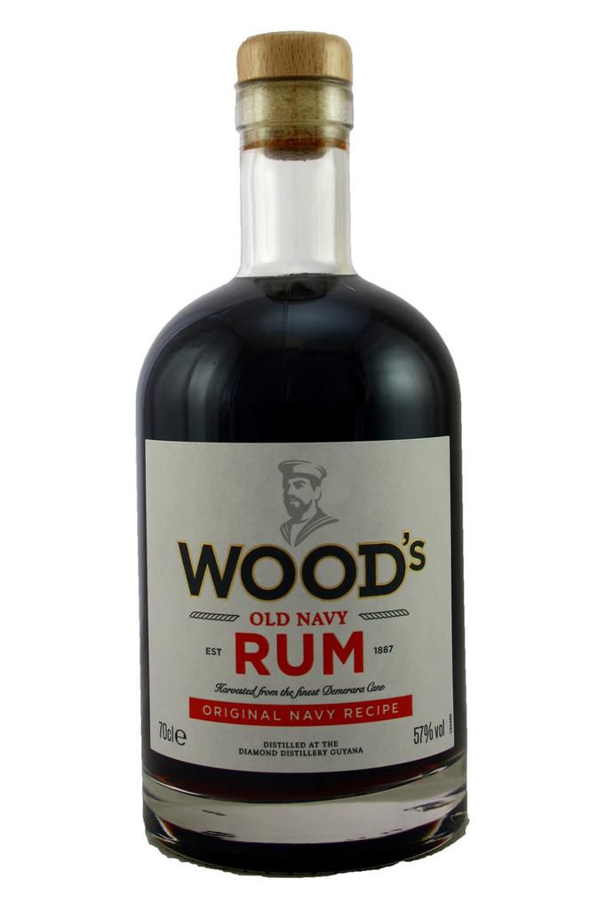 Wood's 100 Old Navy Rum