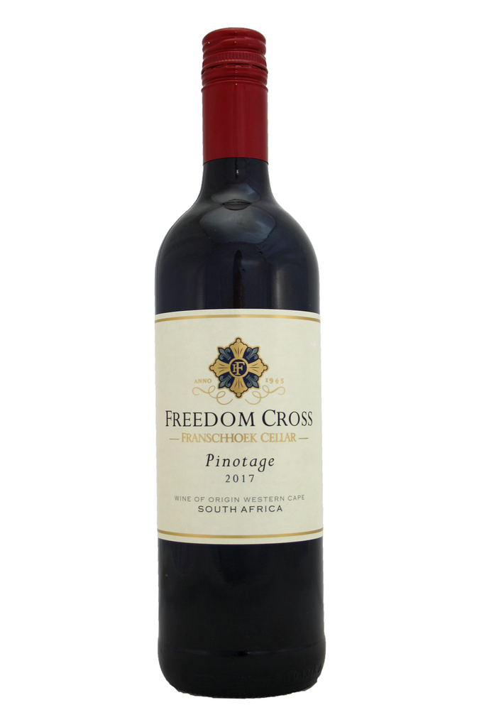 Freedom Cross Pinotage 2017