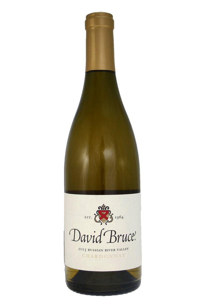 David Bruce Russian River Chardonnay 2015