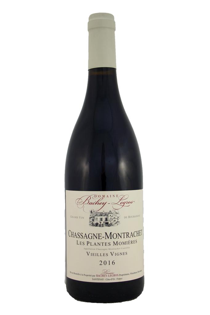 Chassagne Montrachet Domaine Bachey Legros 2016