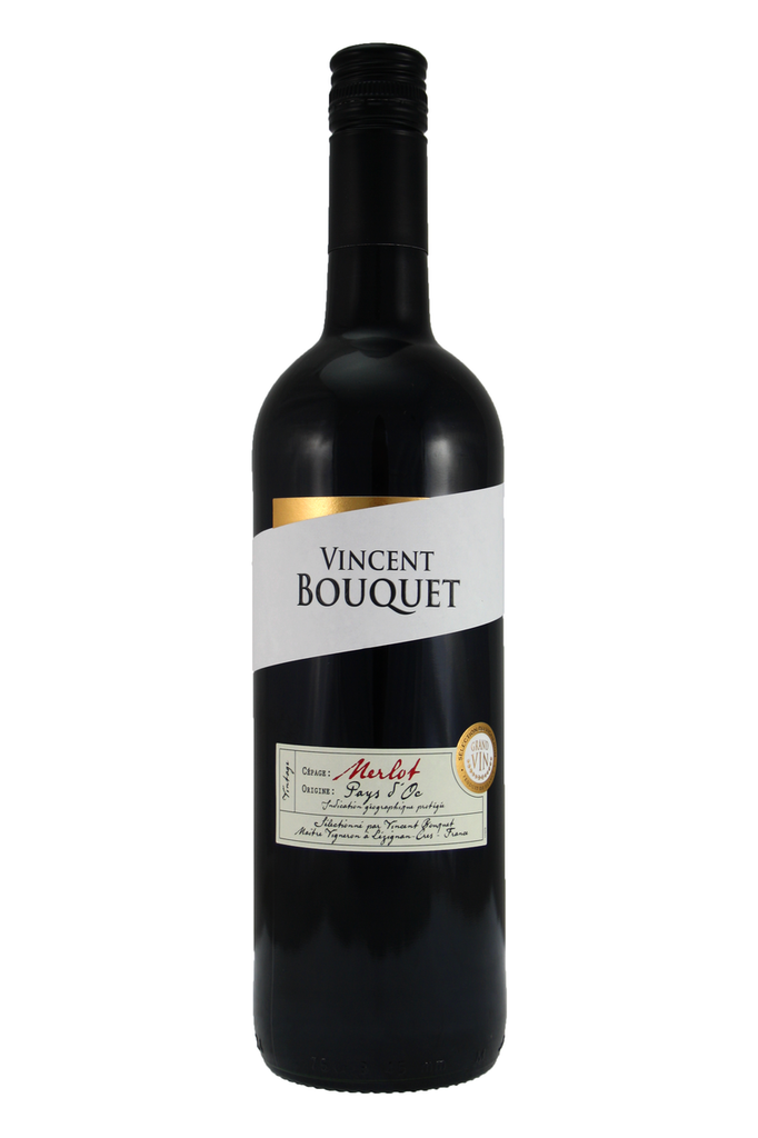 Vincent Bouquet Merlot 2017