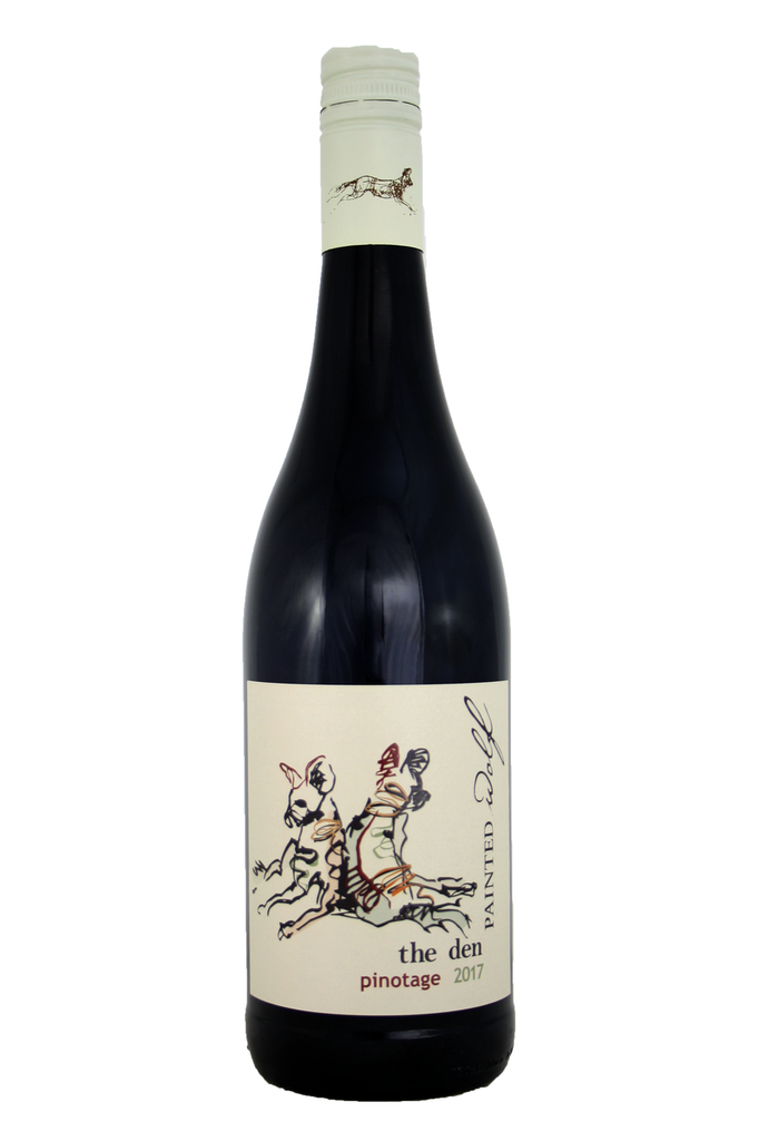 The Den Series Pinotage 2017