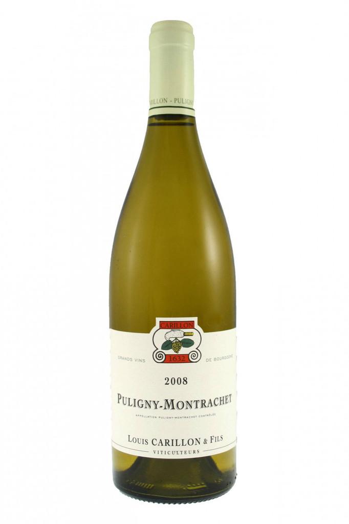 Puligny Montrachet Domaine Louis Carillion & Fils 2008