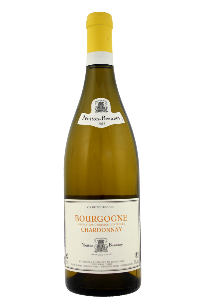 Bourgogne Chardonnay Nuiton Beaunoy 2016