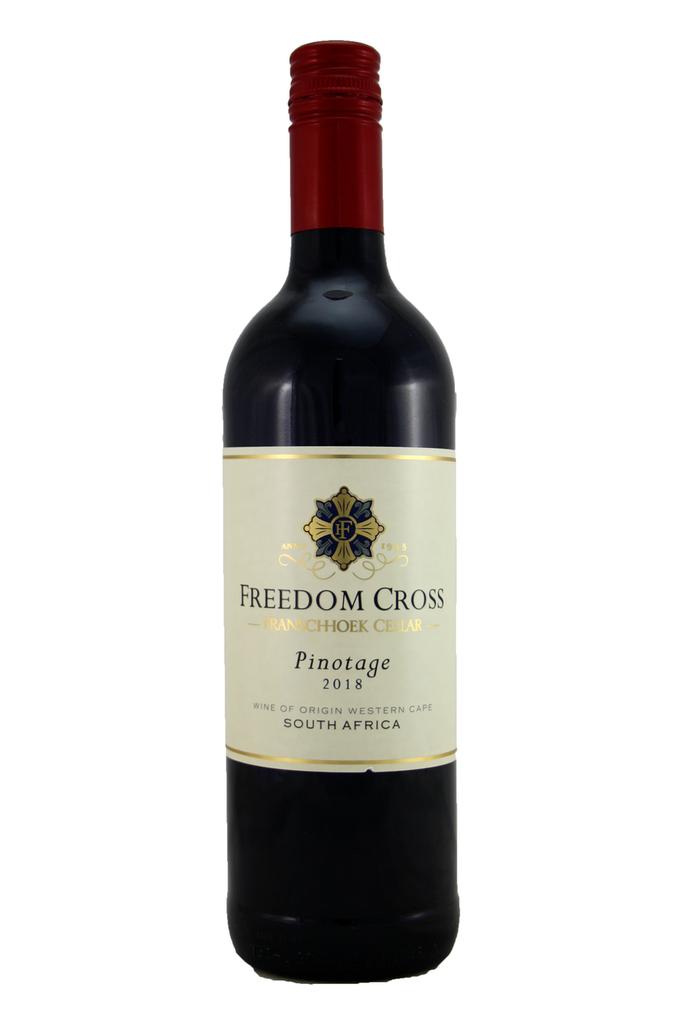 Freedom Cross Pinotage 2018